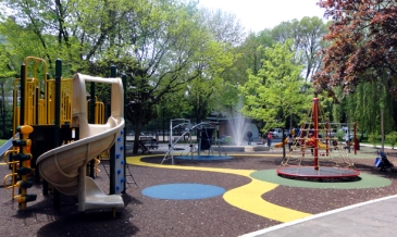 Oriole Park's Neshama Playground.